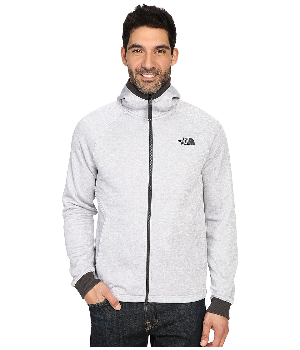 The North Face - Norris Point Hoodie (TNF Light Grey Heather) Men's Sweatshirt