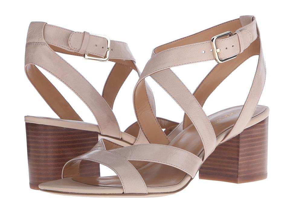 Nine West - Greentea (Natural Leather) High Heels