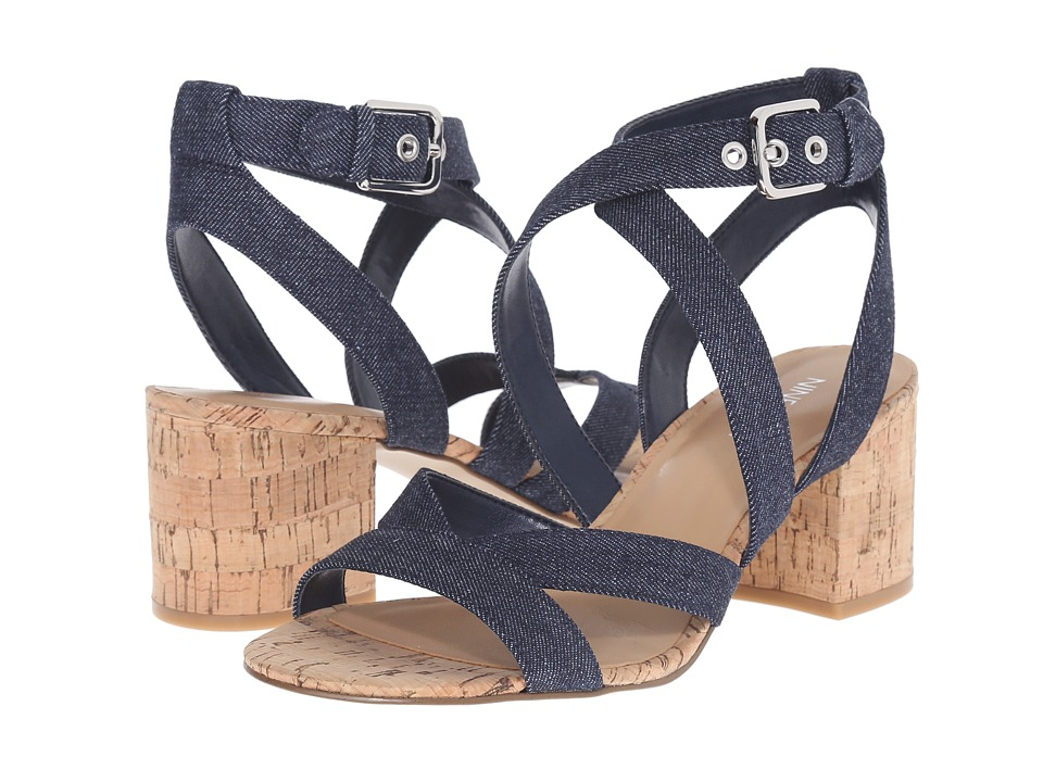 Nine West - Greentea2 (Blue Denim) High Heels