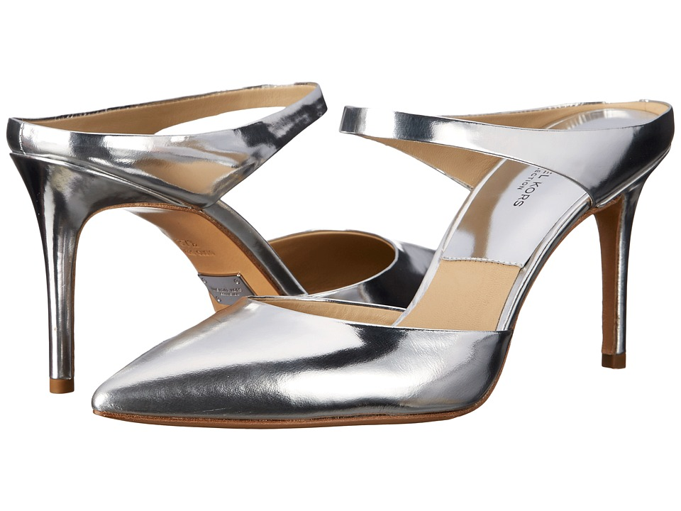 Michael Kors Helene Runway (Silver Specchio) High Heels
