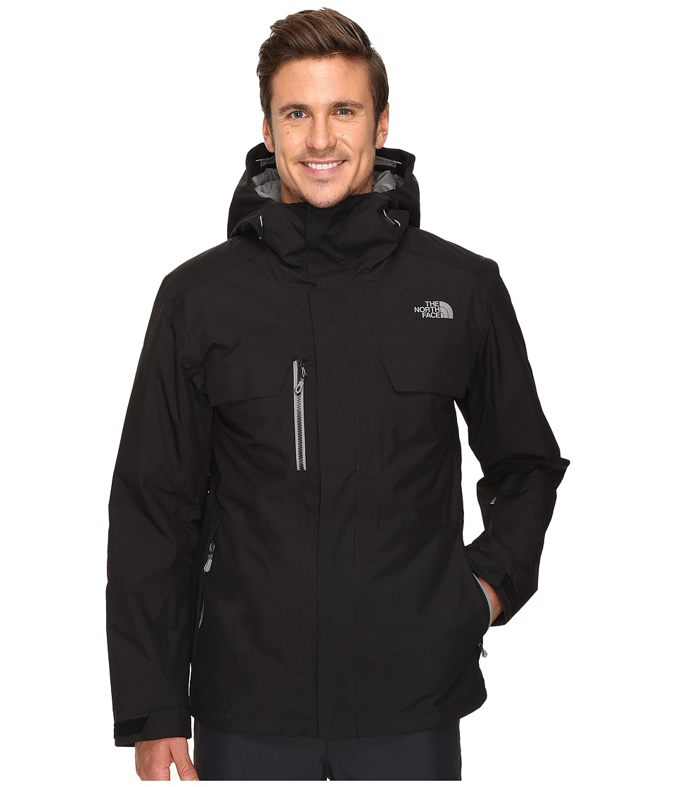The North Face - Hickory Pass Jacket (TNF Black) Men's Jacket
