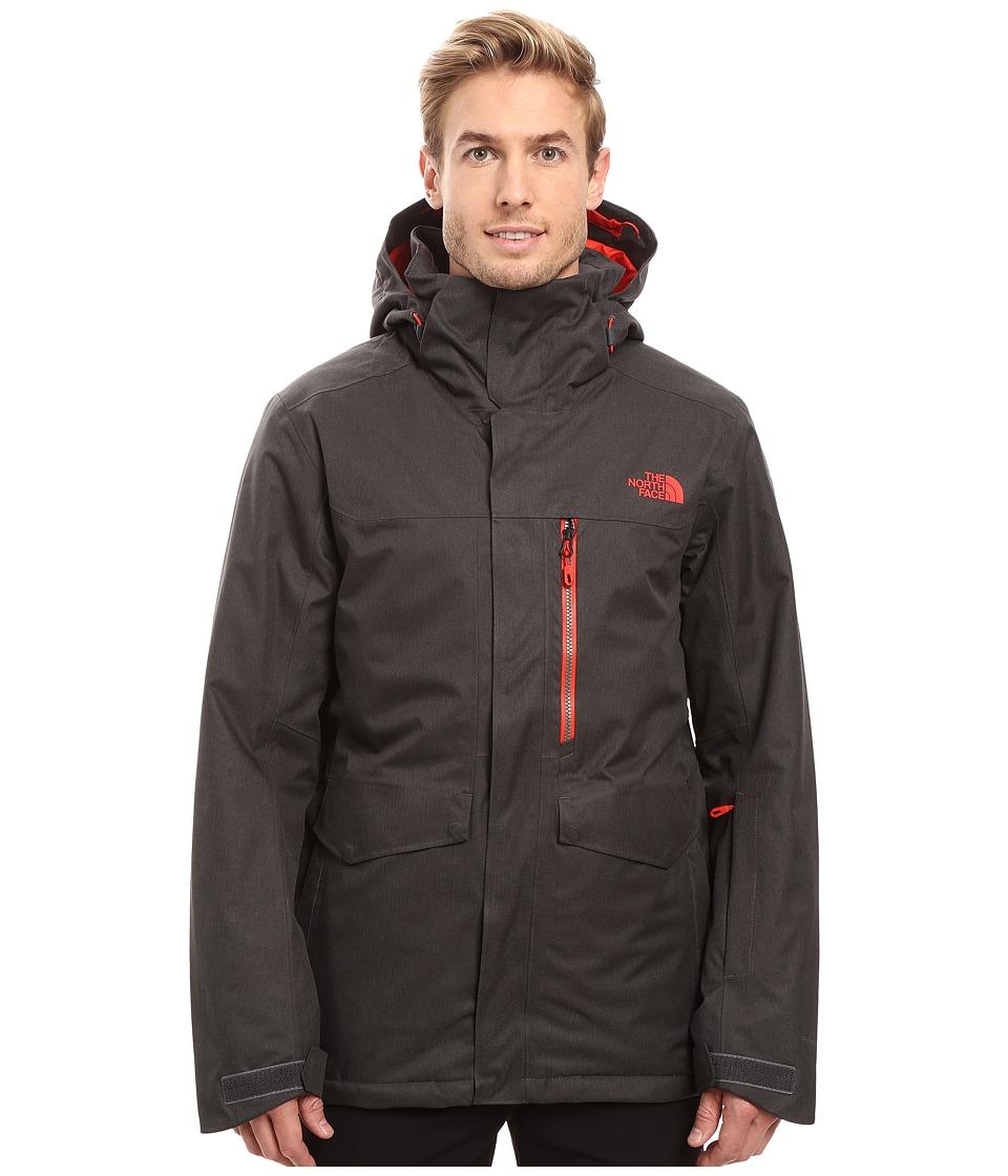 The North Face Gatekeeper Jacket Asphalt Grey Mens Jacket