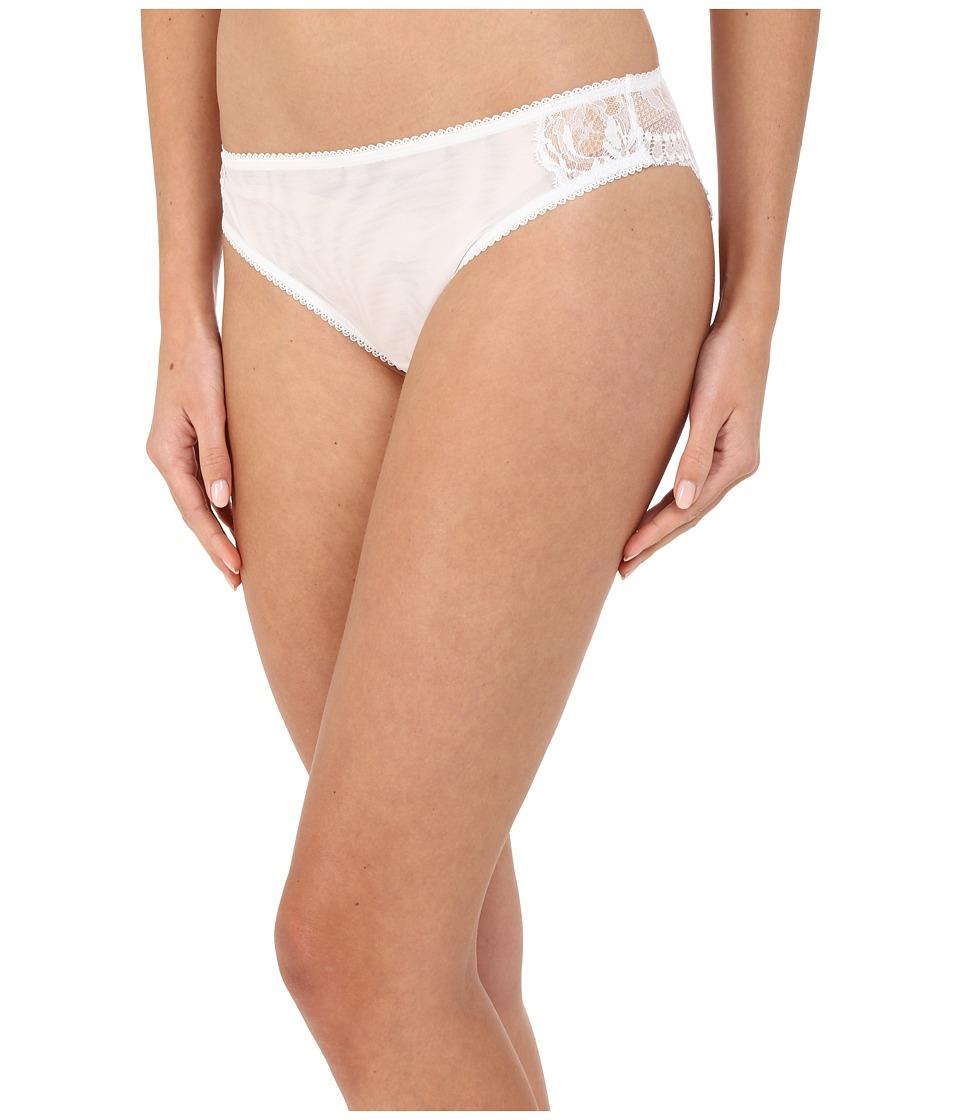 La Perla - Begonia Brief (White) Women's Underwear