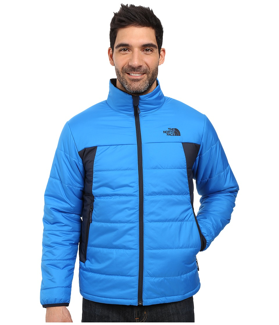The North Face - Bombay Jacket (Bomber Blue/Urban Navy) Men's Jacket