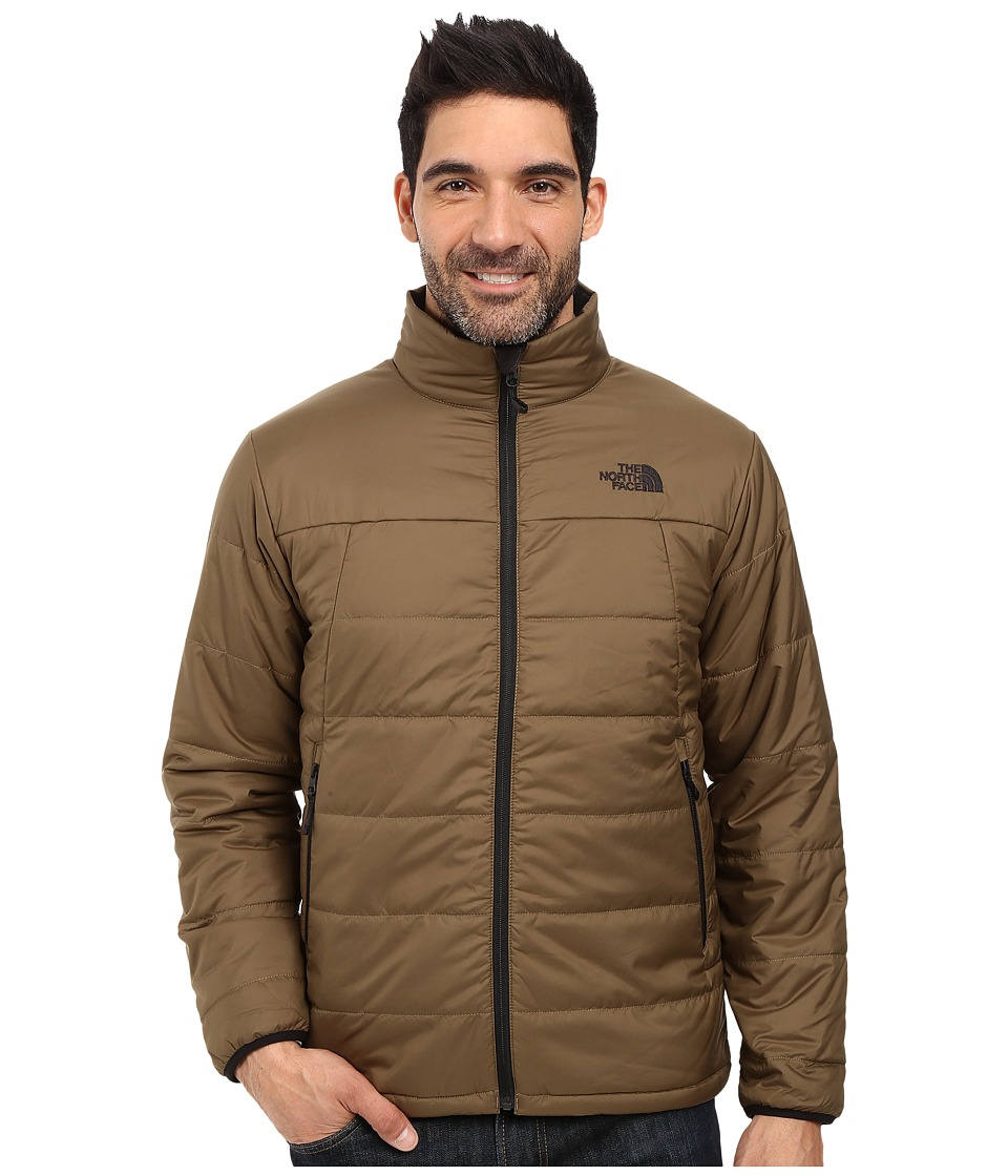 The North Face - Bombay Jacket (Caper Berry Green) Men's Jacket