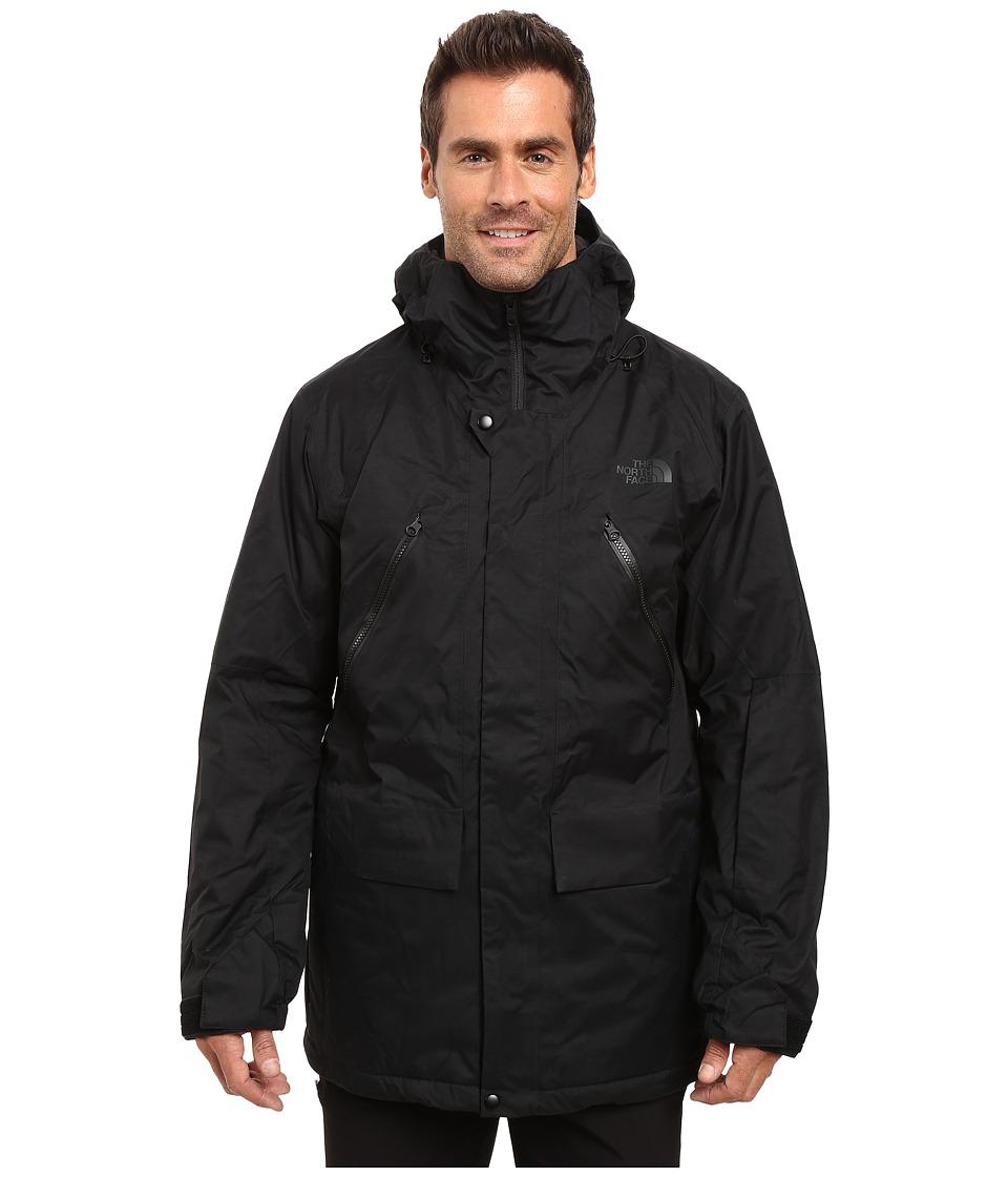 The North Face - Sherman Insulated Jacket (TNF Black Wax (Prior Season)) Men's Coat