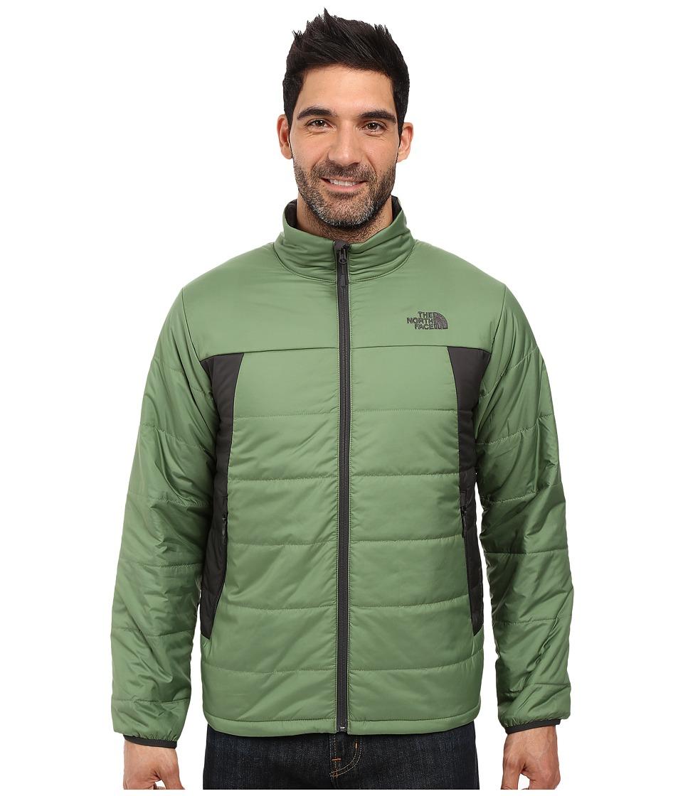 The North Face Bombay Jacket (Vista Green/Asphalt Grey) Men