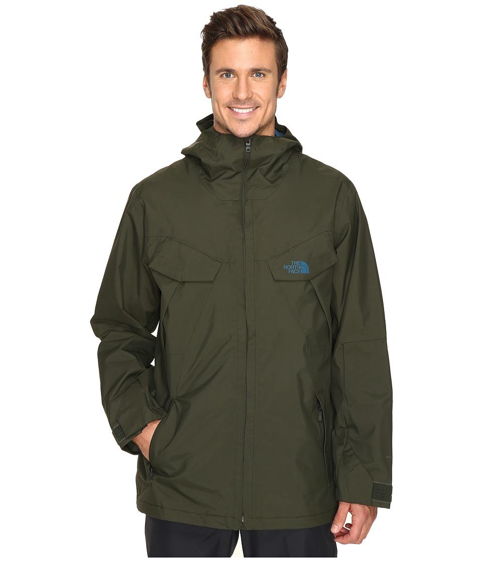 The North Face Brohemia Jacket (Rosin Green) Men