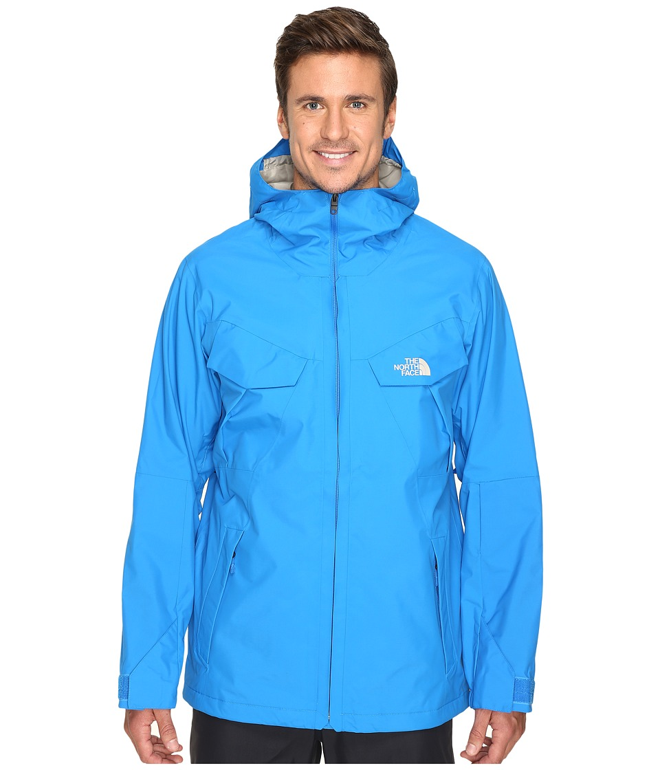 The North Face - Brohemia Jacket (Bomber Blue) Men's Coat