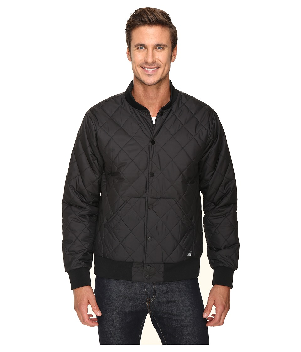 The North Face - Jester Jacket (TNF Black/TNF Black) Men's Coat