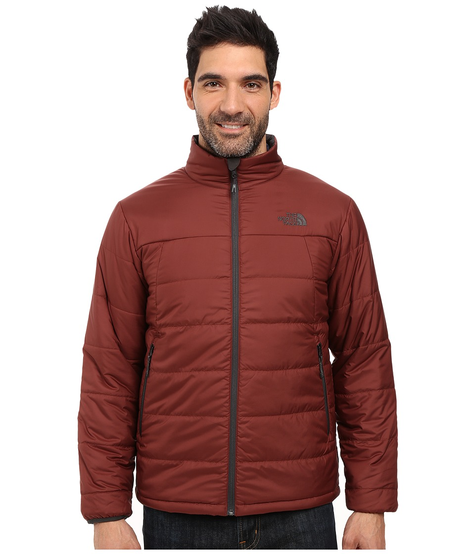 The North Face - Bombay Jacket (Hot Chocolate Brown) Men's Jacket