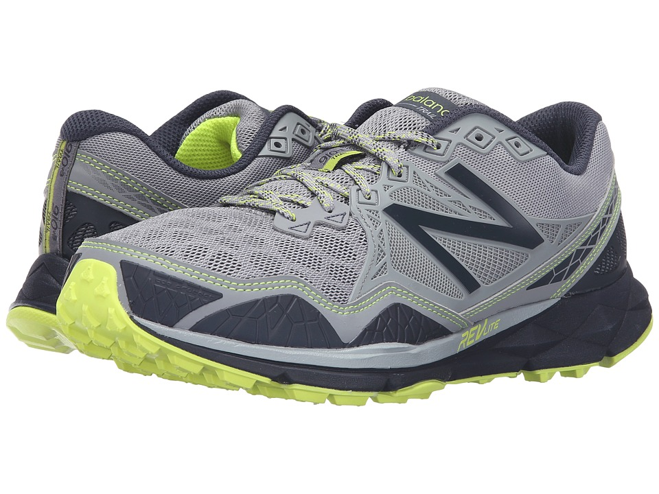 New Balance - MT910v3 (Grey/Yellow) Men's Running Shoes