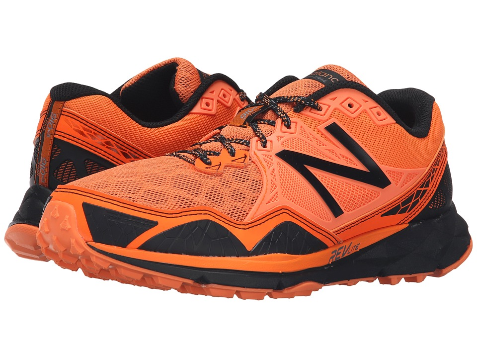 New Balance - MT910v3 (Orange/Grey) Men's Running Shoes