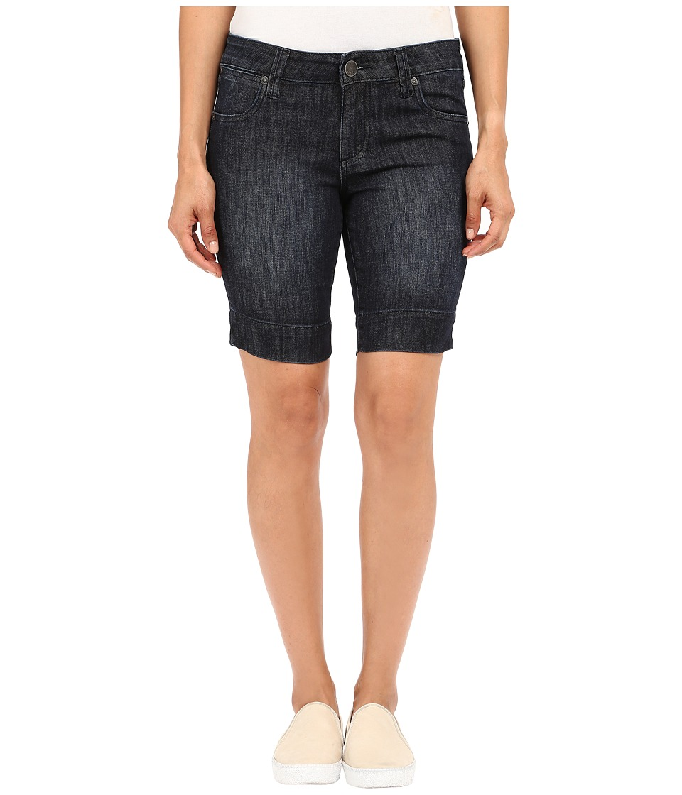 KUT from the Kloth - Petite Natalie Bermuda Shorts in Direct (Direct) Women's Shorts
