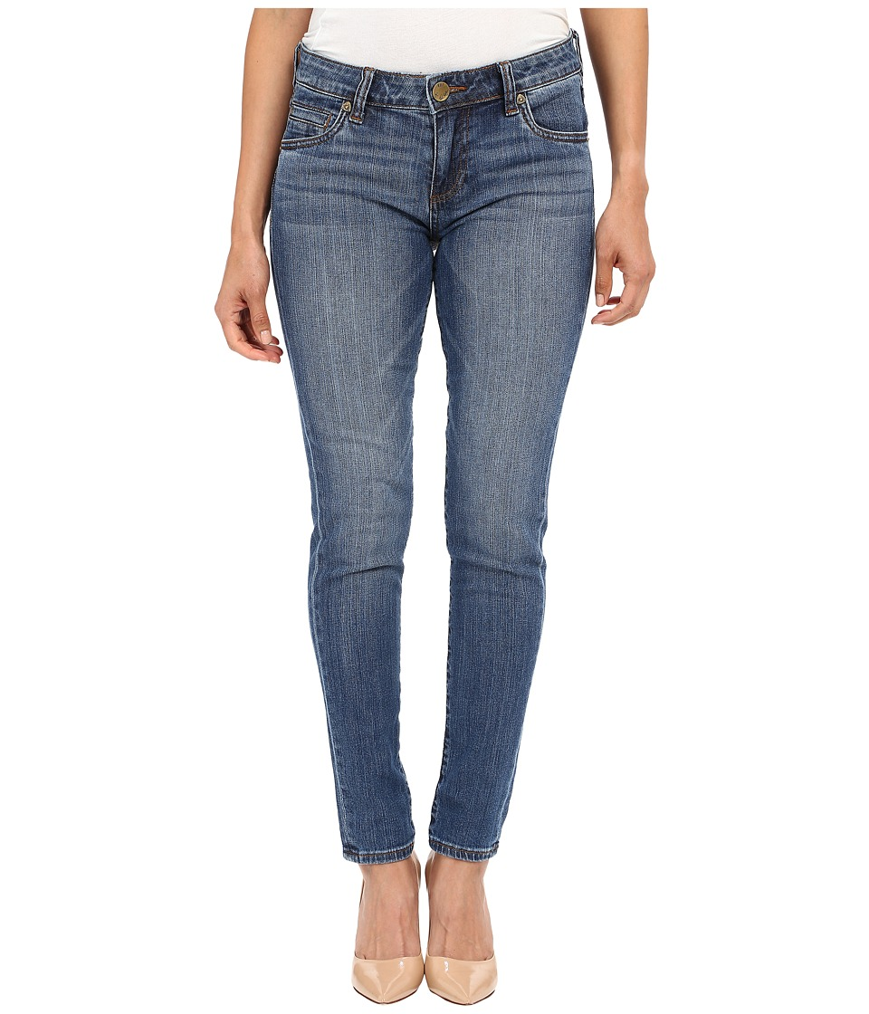 KUT from the Kloth - Petite Diana Skinny Jeans in Kindle (Kindle) Women's Jeans