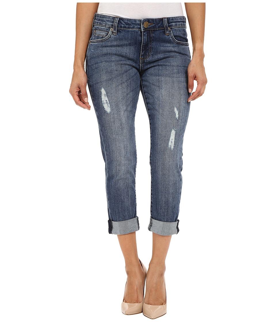 KUT from the Kloth - Petite Catherine Boyfriend in Yearn (Yearn) Women's Jeans
