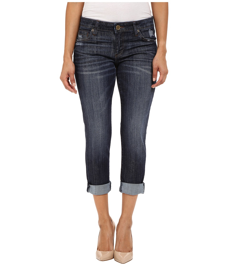 KUT from the Kloth - Petite Catherine Boyfriend in Goal (Goal) Women's Jeans