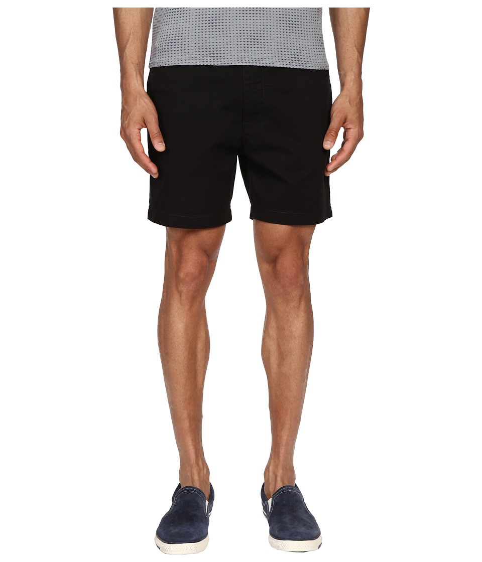Armani Jeans - Cotton Shorts (Black) Men's Shorts
