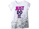 Just Do It Facet Short Sleeve Tee