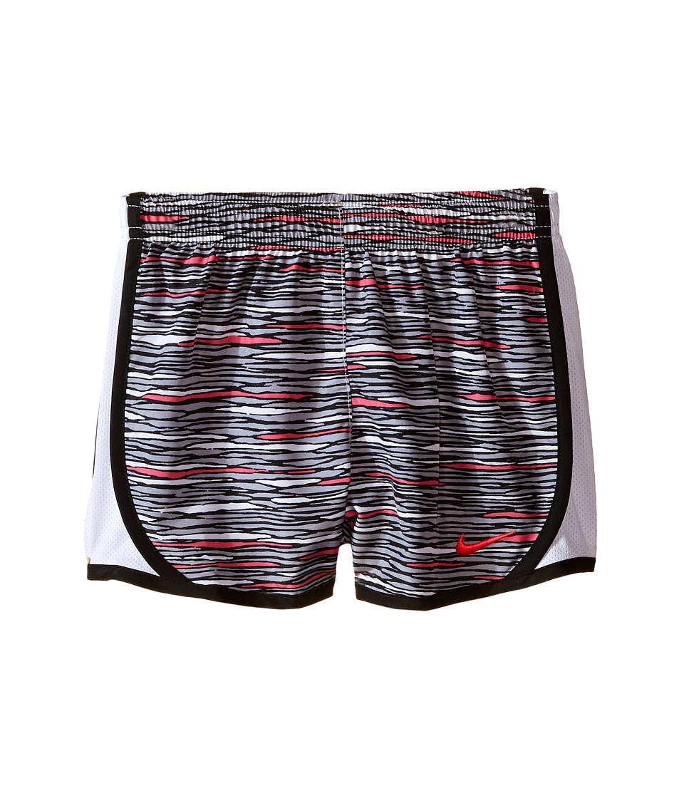Nike Kids - Tempo AOP Shorts (Little Kids) (Wolf Grey) Girl's Shorts