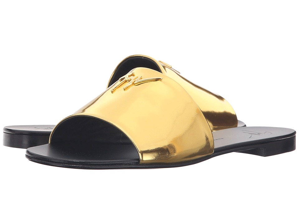 Giuseppe Zanotti - I60057 (Shooting Oro) Women's Shoes