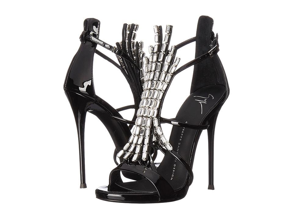 Giuseppe Zanotti - I60084 (Ver Nero) Women's Shoes