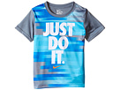 Just Do It Splice Dri-FIT Short Sleeve Tee (Little KidsXXXXX