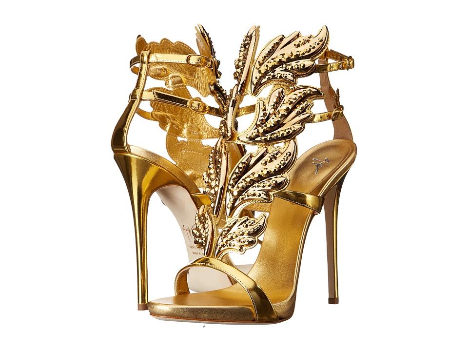 Giuseppe Zanotti - I60094 (Shooting Oro) Women's Shoes