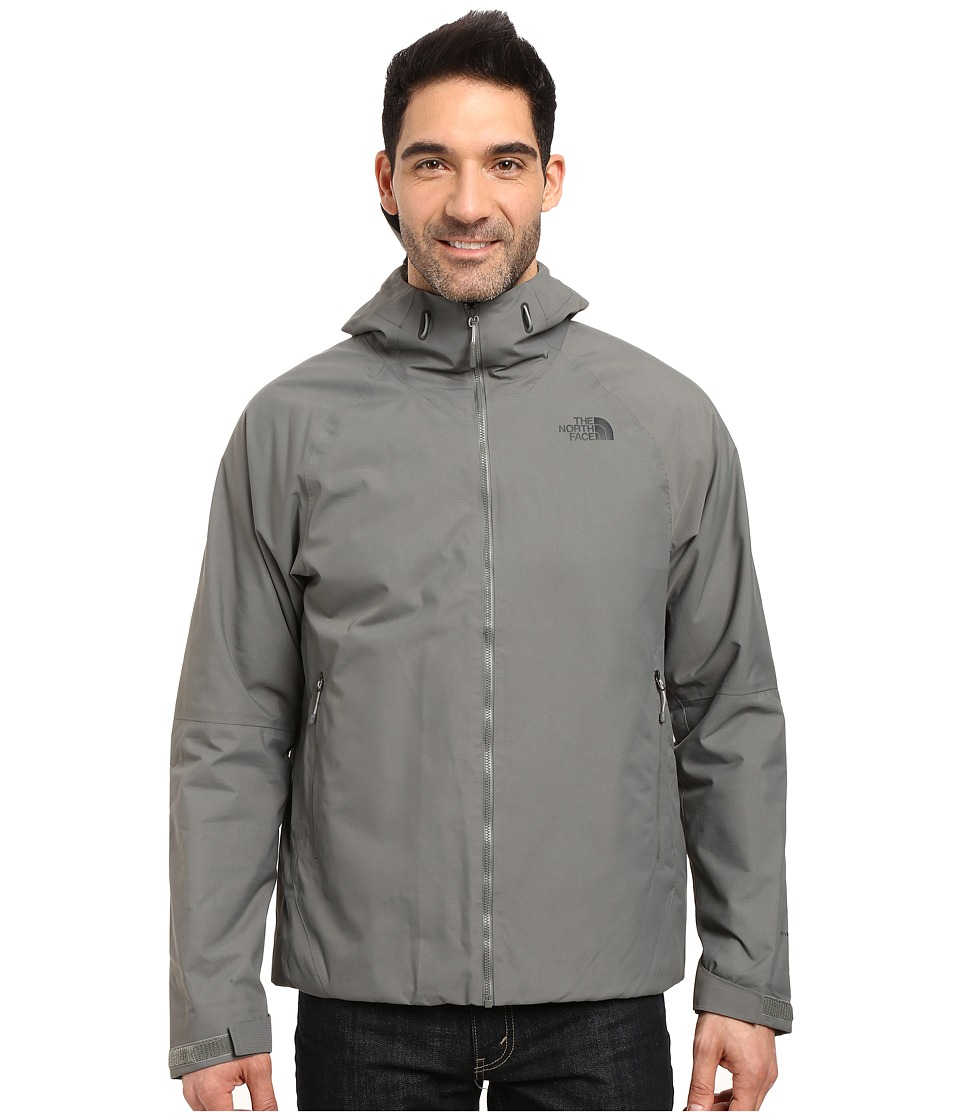 The North Face - FuseForm Apoc Insulated Jacket (Fusebox Grey Fuse) Men's Coat