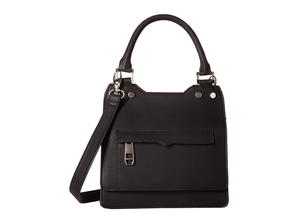Madden Girl - Mgnite Top-Handle Crossbody (Black) Top-handle Handbags