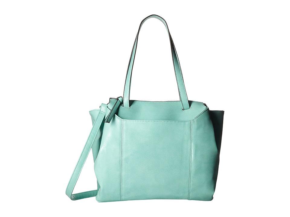 Madden Girl - Mgcue Tote (Cloud/Snake Multi) Tote Handbags