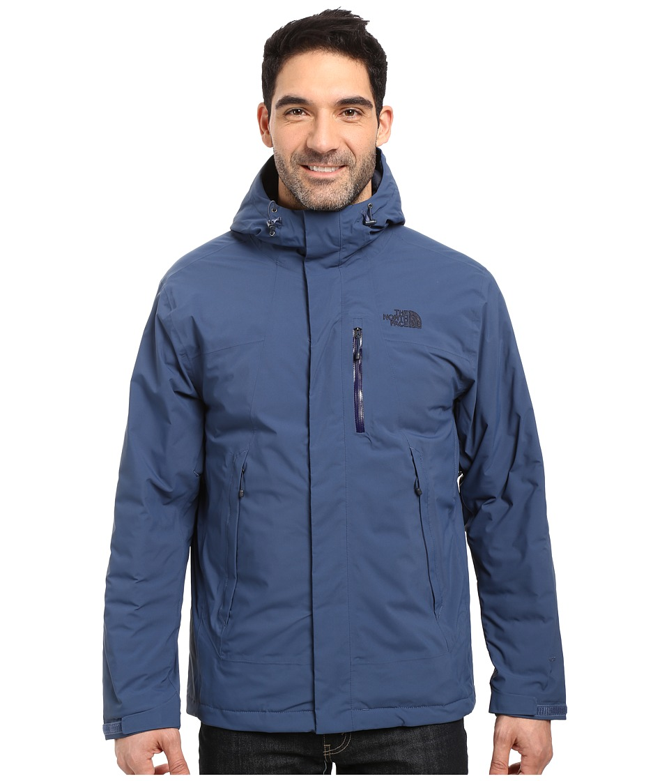 The North Face - Plasma ThermoBall Jacket (Shady Blue/Shady Blue) Men's Coat
