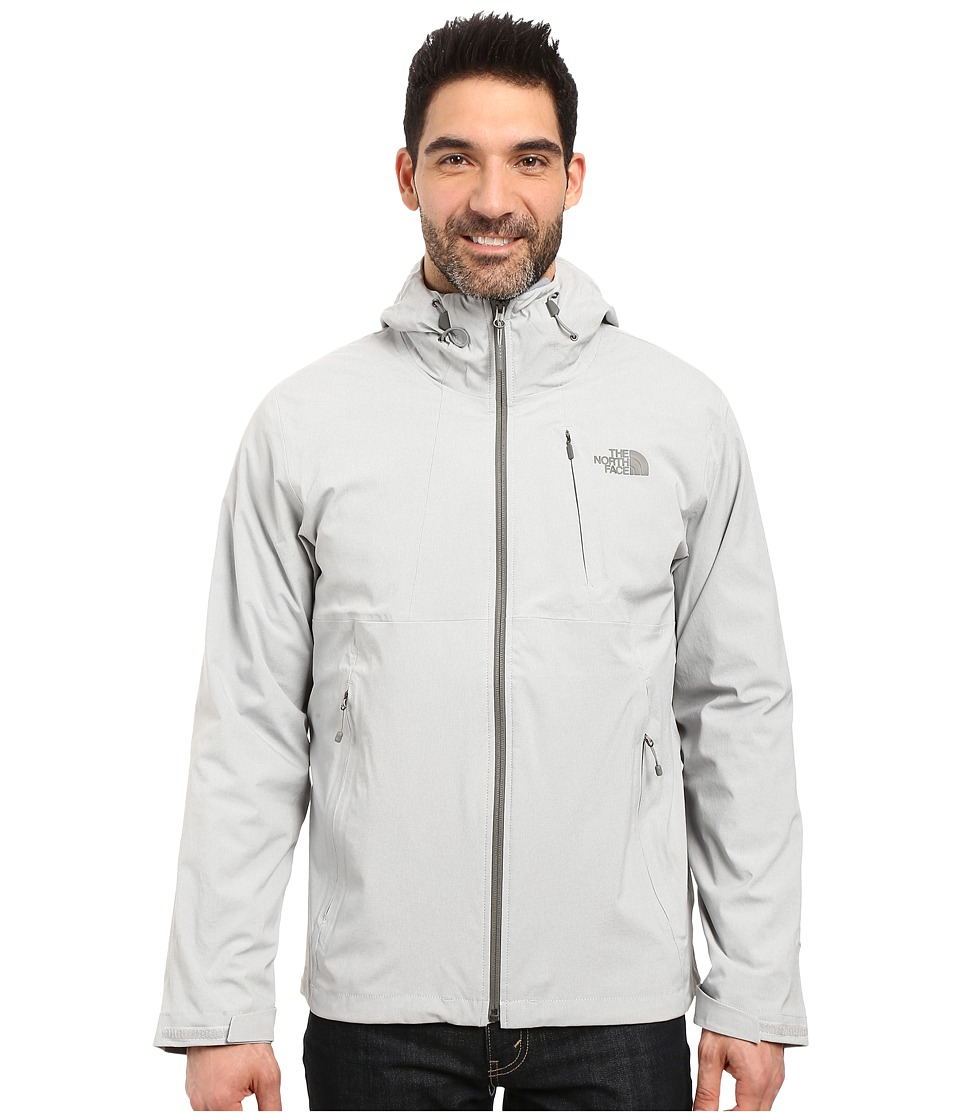 The North Face - Thermoball Triclimate Jacket (TNF Light Grey Heather) Men's Coat
