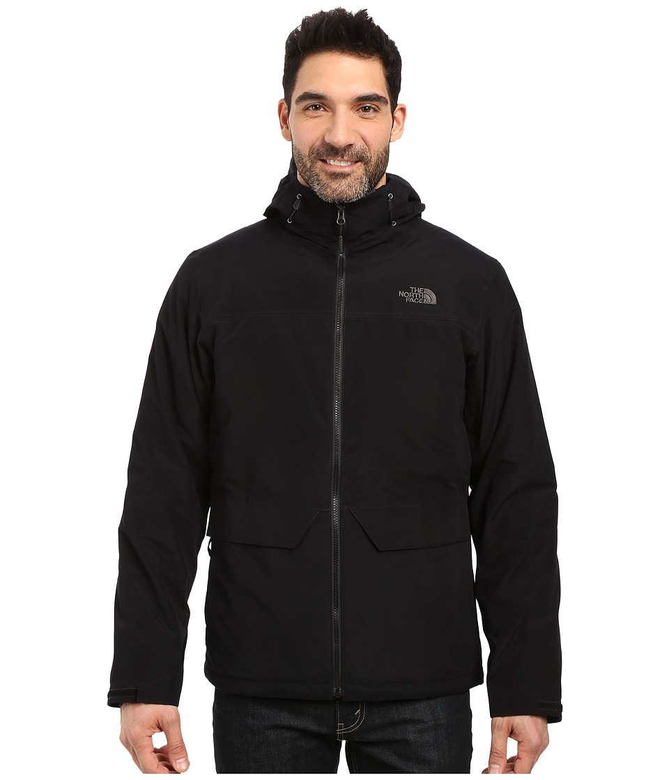 The North Face - Canyonlands Triclimate Jacket (TNF Black) Men's Coat
