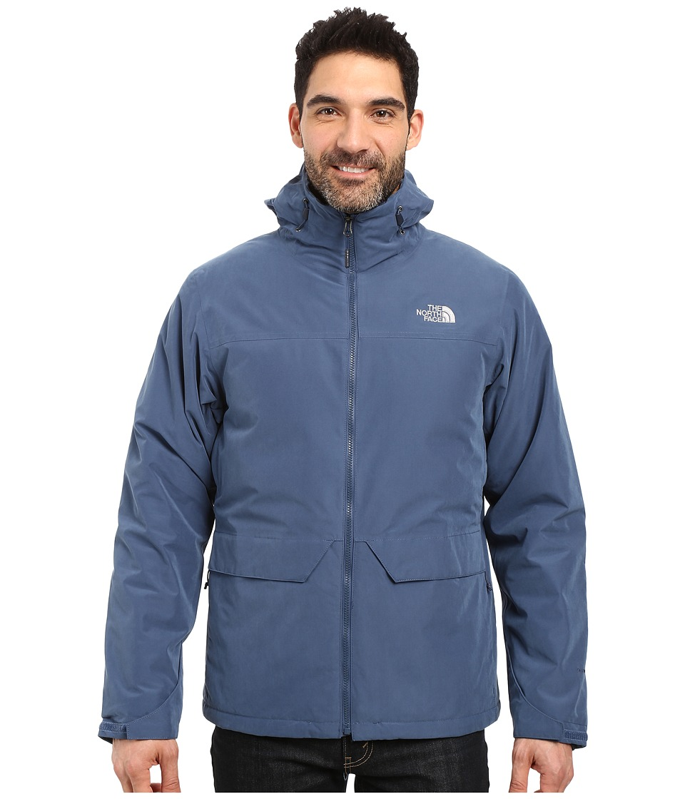 The North Face - Canyonlands Triclimate Jacket (Shady Blue (Prior Season)) Men's Coat