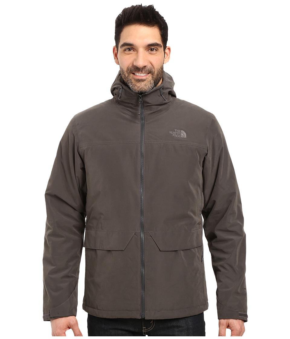 The North Face Canyonlands Triclimate Jacket (Asphalt Grey) Men