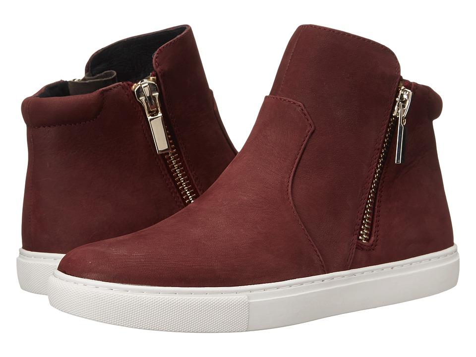 Kenneth Cole New York - Kiera (Brick) Women's Zip Boots