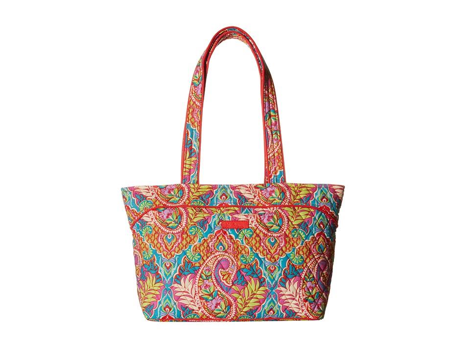 Vera Bradley - Mandy (Paisley in Paradise) Tote Handbags