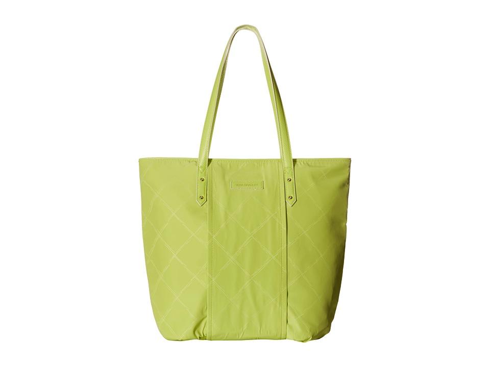 Vera Bradley - Preppy Poly Tote (Citrine) Tote Handbags