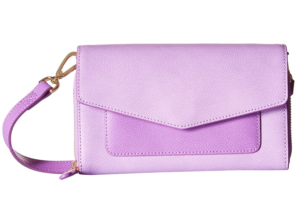 Vera Bradley - Ultimate Crossbody (Lilac) Cross Body Handbags