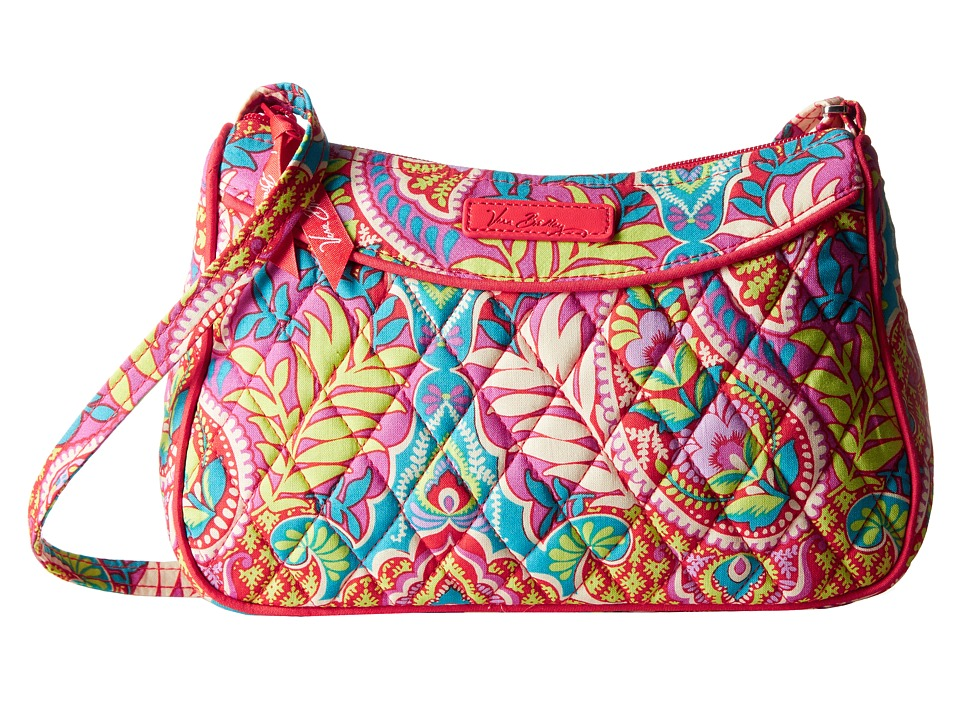 Vera Bradley - Little Crossbody (Paisley in Paradise) Cross Body Handbags