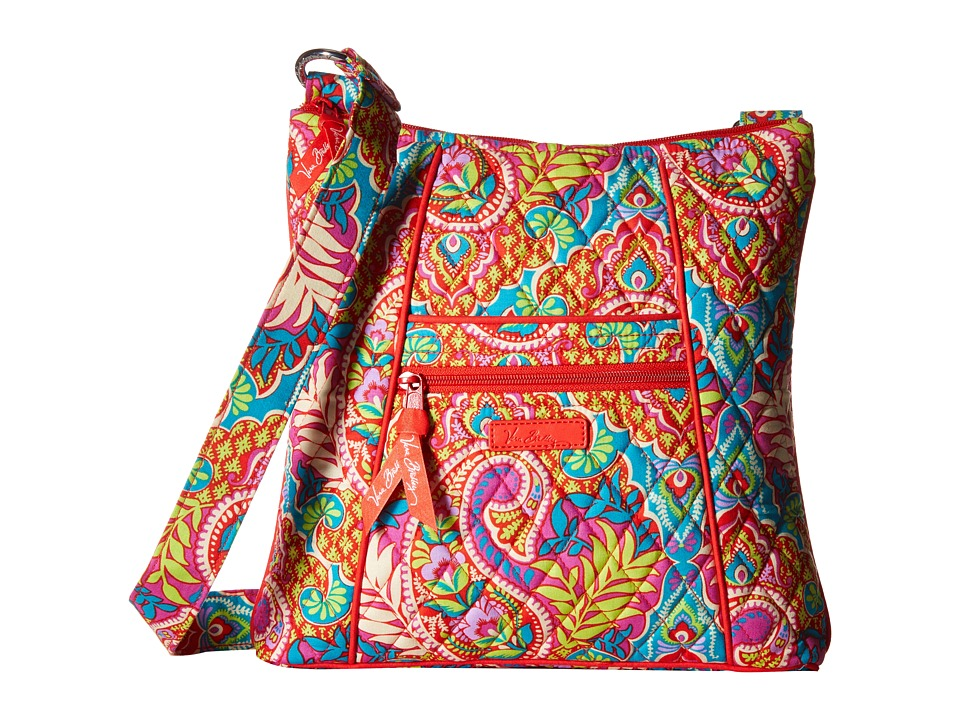 Vera Bradley - Hipster (Paisley in Paradise) Cross Body Handbags