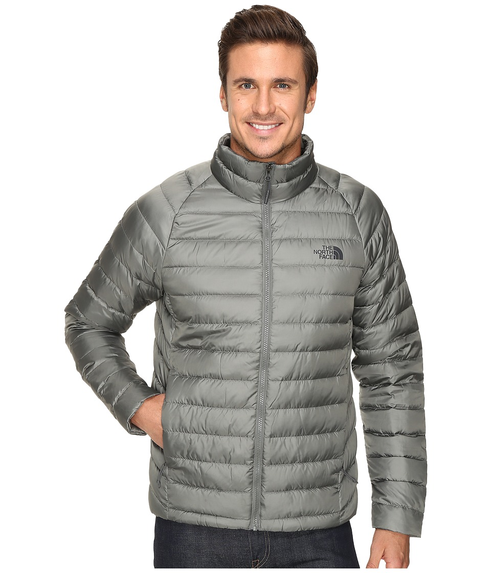 The North Face - Trevail Jacket (Fusebox Grey) Men's Coat