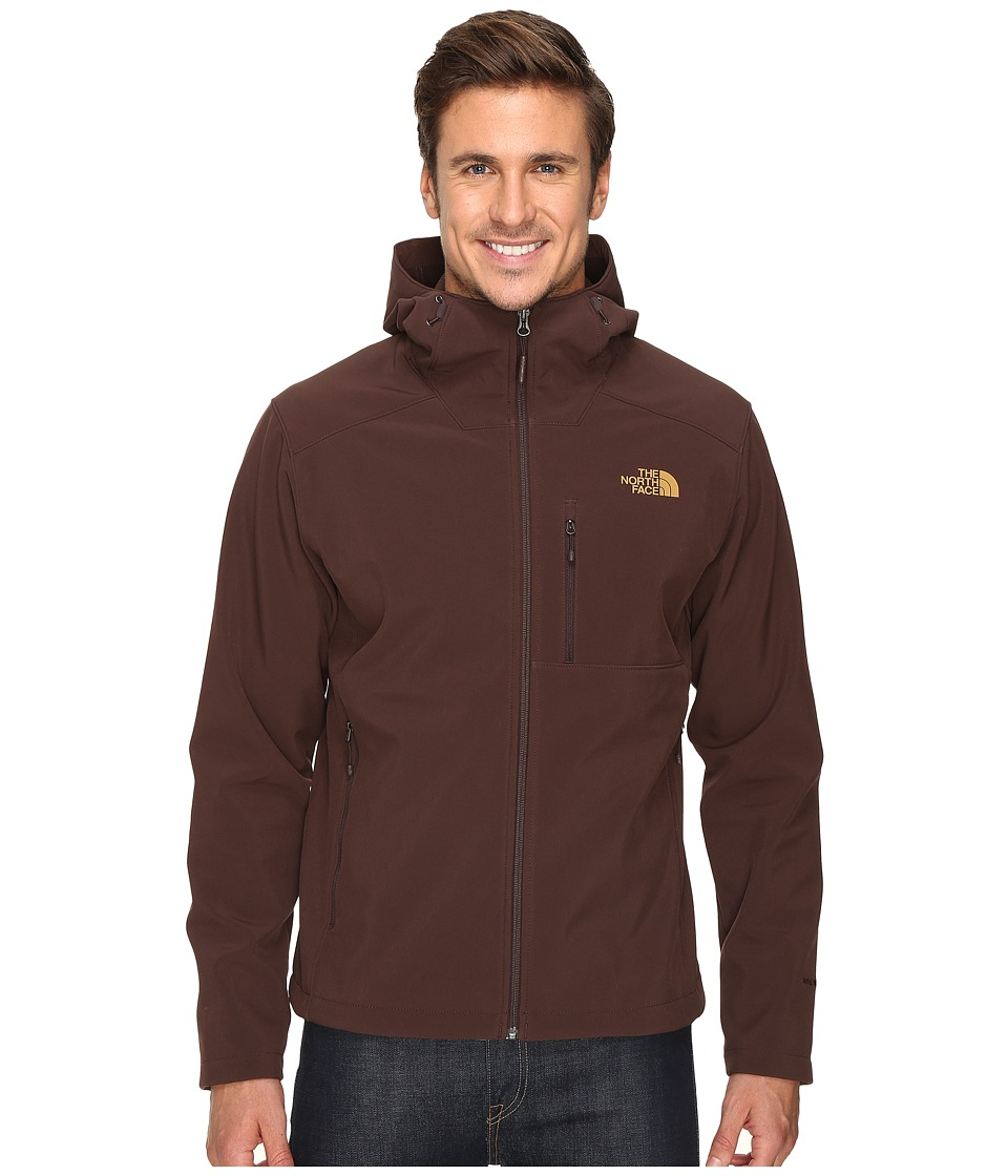 The North Face - Apex Bionic 2 Hoodie (Coffee Bean Brown/Coffee Bean Brown) Men's Sweatshirt