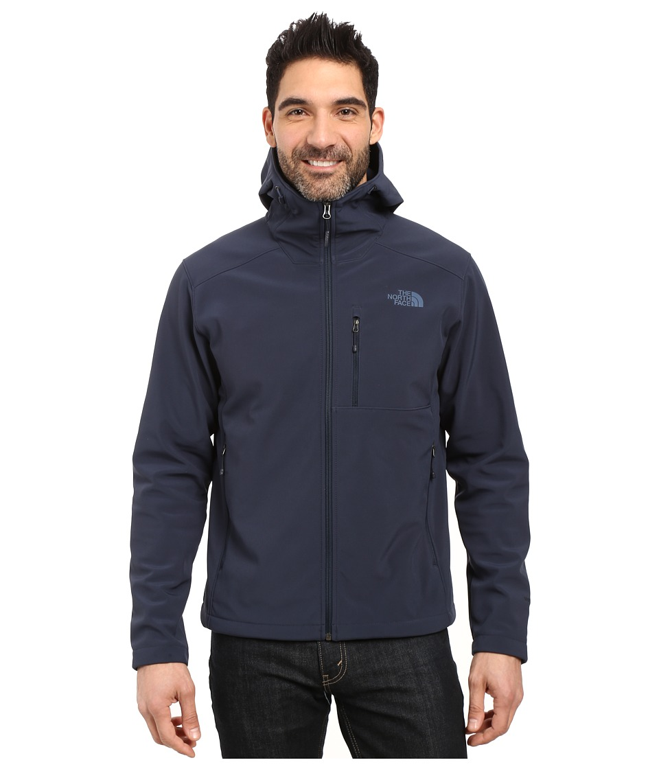 The North Face - Apex Bionic 2 Hoodie (Urban Navy/Urban Navy) Men's Sweatshirt