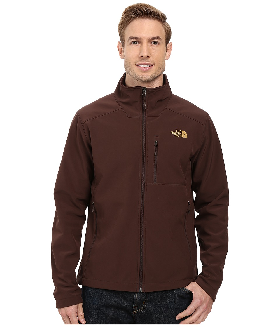 The North Face - Apex Bionic 2 Jacket (Coffee Bean Brown/Coffee Bean Brown) Men's Coat
