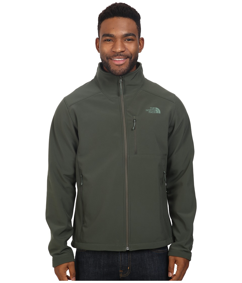 The North Face - Apex Bionic 2 Jacket (Climbing Ivy Green/Climbing Ivy Green) Men's Coat