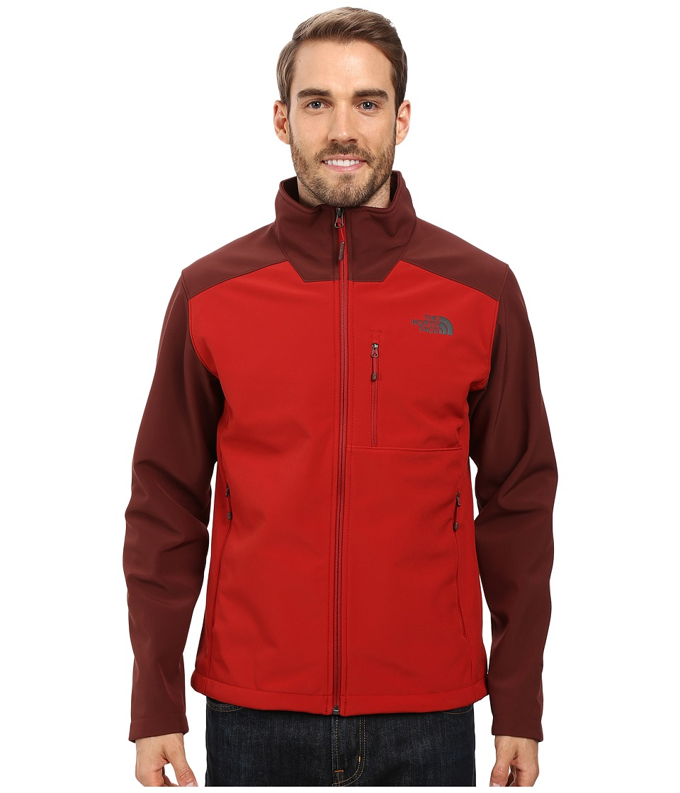 The North Face - Apex Bionic 2 Jacket (Cardinal Red/Sequoia Red) Men's Coat