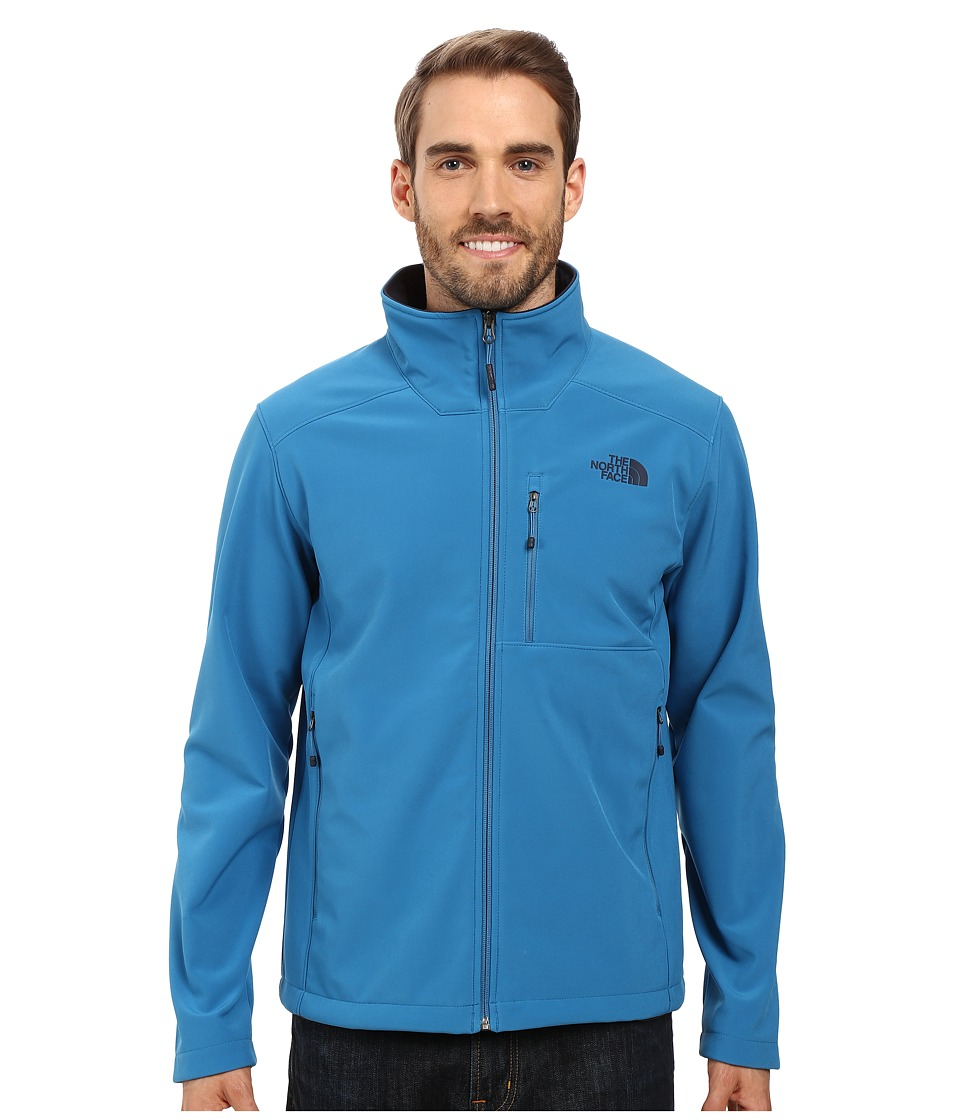 The North Face - Apex Bionic 2 Jacket (Banff Blue/Banff Blue) Men's Coat