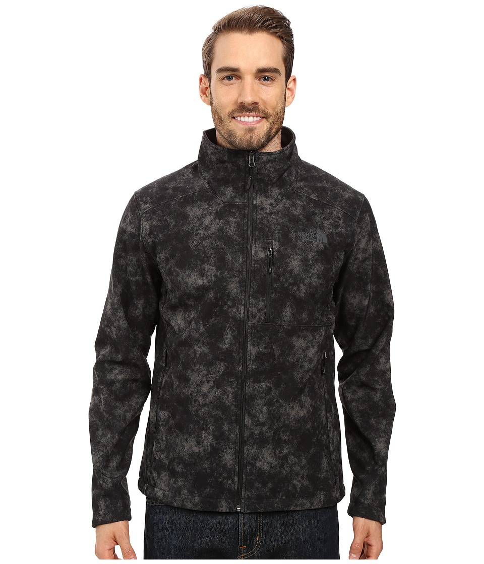 The North Face - Apex Bionic 2 Jacket (Asphalt Grey Process Print) Men's Coat